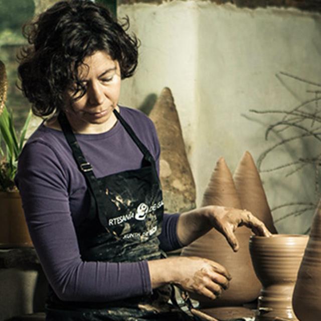 Artesanía en Trabada - Lucía Catuxo