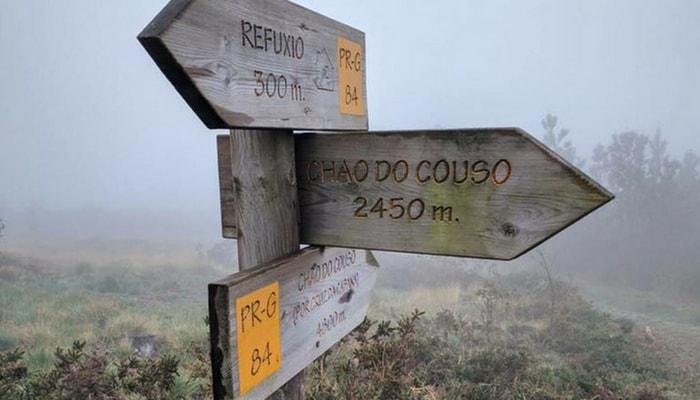 Rutas para practicar sendeirismo en Trabada