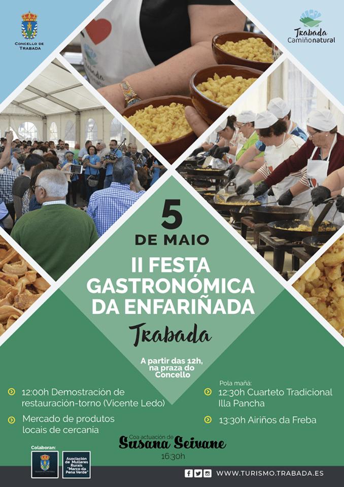 II Festa Gastronómica da Enfariñada